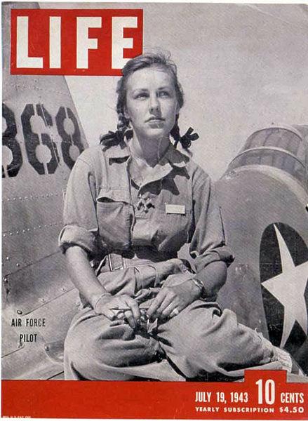 "Titelbild ""Life"", 19. Juli 1943 Quelle: Wikimedia Commons, Lizenz: gemeinfrei"