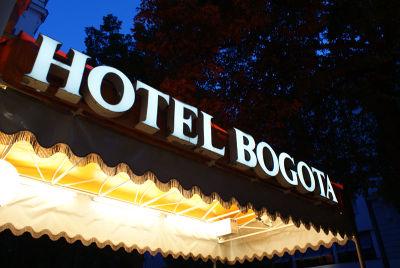 Das Hotel Bogota: Atelier der Fotografin Yva und Ausbildungsort ihres Lehrlings, Helmut Newton.