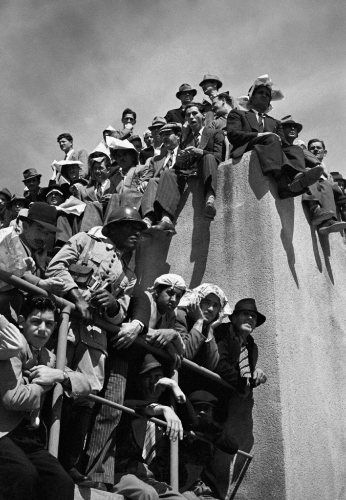 Thomaz Farkas, Pacaembu Stadion, São Paulo, 1942 © Instituto Moreira Salles