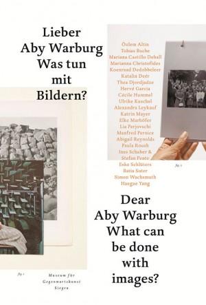 Eva Schmidt (Hg.): Lieber Aby Warburg, was tun mit Bildern? Vom Umgang mit fotografischem Material. Begleitband zur gleichnamigen Ausstellung, Heidelberg: Kehrer Verlag, 2012, 15,5 x 23 cm, 380 Seiten, broschiert, 192 Abb. in Farbe., Deutsch/Englisch, 36 Euro