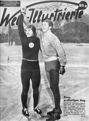 Welt-Illustrierte, 01.02.1953