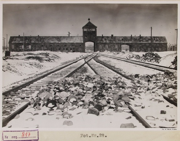 Quelle: Panstwowe Muzeum Auschwitz-Birkenau ©