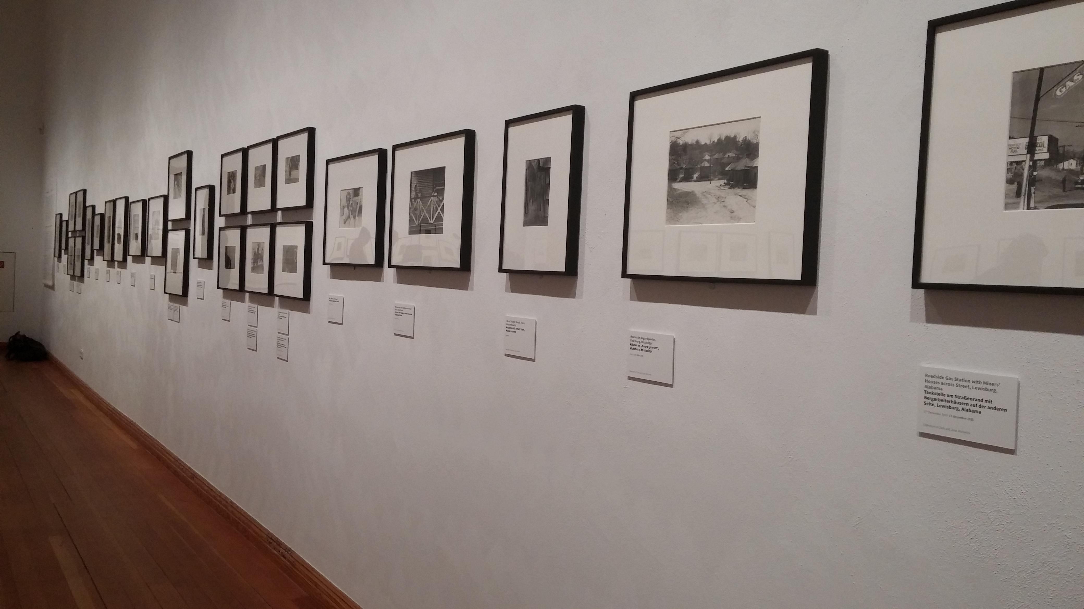 """Ausstellung """"Walker Evans. Ein Lebenswerk"""" im Martin-Gropius-Bau"""
