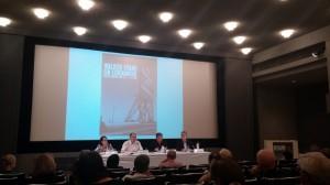 """Pressekonferenz zur Ausstellungseröffnung """"Walker Evans. Ein Lebenswerk"""" im Martin-Gropius-Bau"""
