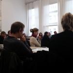 Workshop Teilnehmer, 04. September 2014, Deutsches Museum München