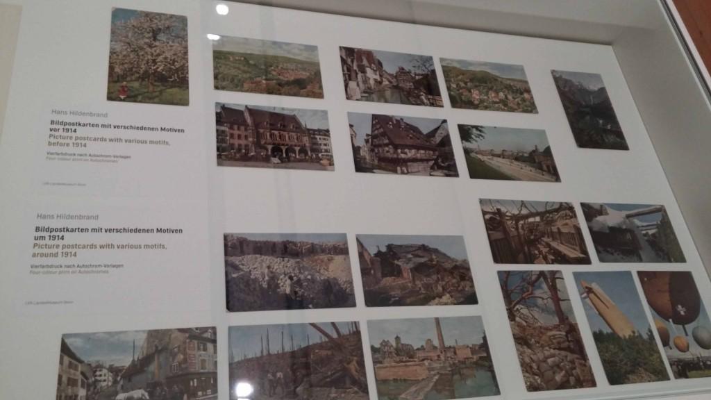 Ausstellung: Hans Hildenbrand: Bildpostkarten mit verschiedenen Motiven vor und um 1914, LVR-LandesMuseum Bonn