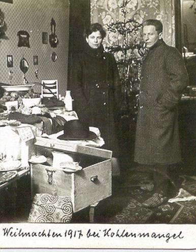Weihnachten 1917