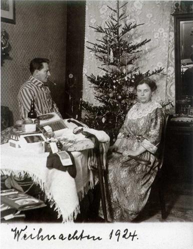 Weihnachten 1924