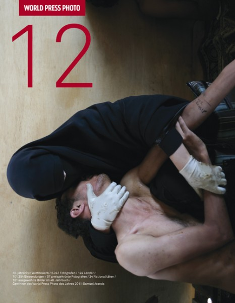 Cover: World Press Photo 2012