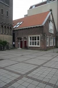 Sitz der Stiftung in Amsterdam