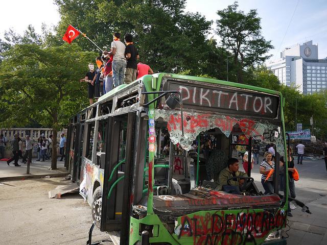 Gezi-Park-Proteste Juni 2013