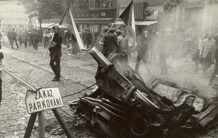 Haleš: Invasion of 1968 in Czechoslovakia