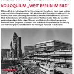West-Berlin im Bild