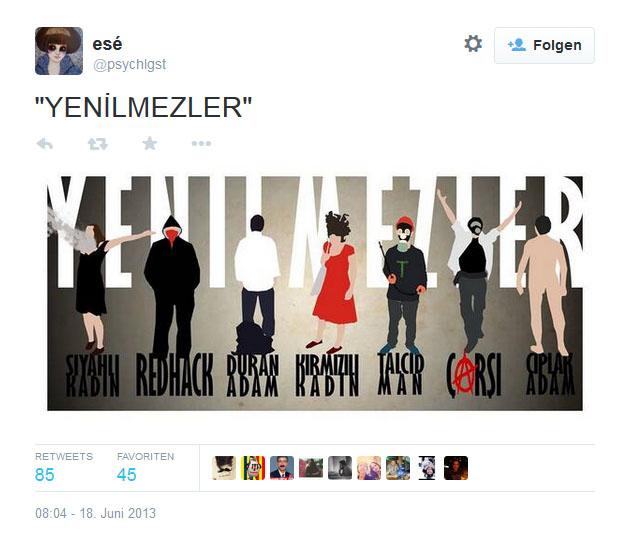 Twitter: esé Juni 2013