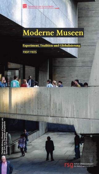 Flyer Moderne Museen