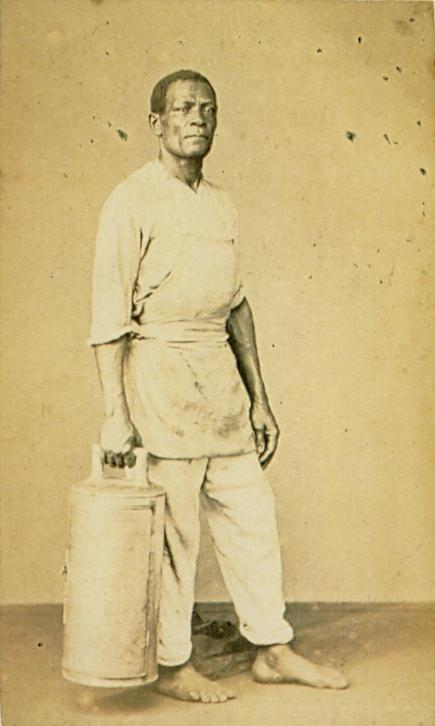 Christiano Junior: Escravo brasileiro 1865
