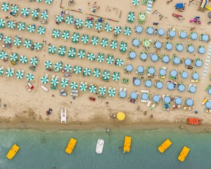 """Untitled"" aus der Serie ""Aerial Views Adria"" © Bernhard Lang, Germany, Winner, Travel, Professional Competition, 2015 Sony World Photography Awards"
