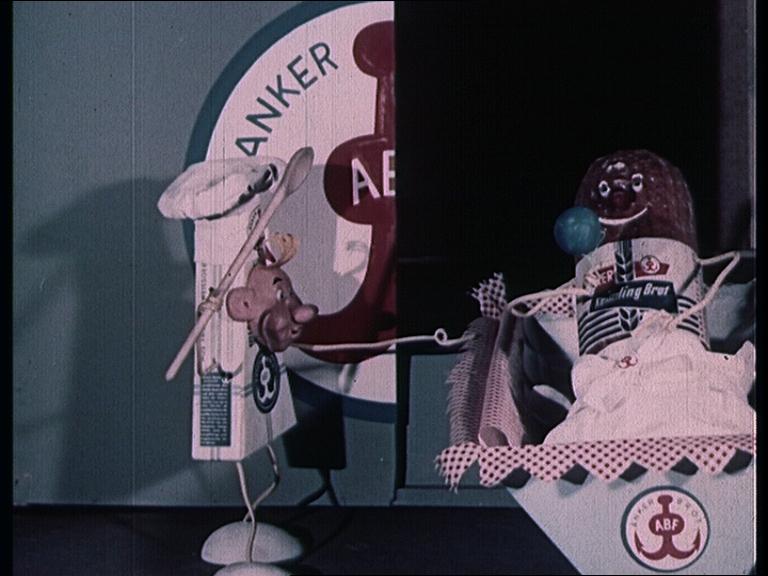"Screenshot aus einem Werbefilm ""Ankerbrot"", 1965, Archiv/Rechte: Ankerbrot AG, Traum & Maier ©"