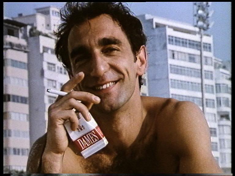 """Screenshot aus einem Werbefilm """"Dames"""", ca. 1990, Archiv/Rechte: Peter Patzak ©"""