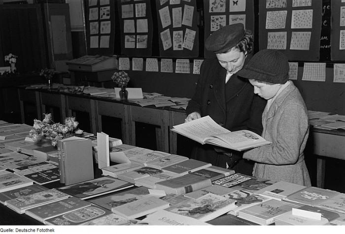 Rössing, Leipzig 1952
