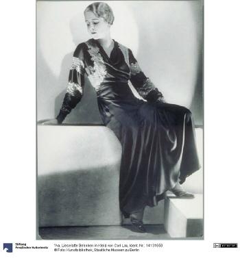 Yva, Modefotografie, Berlin 1932