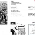 Konferenzplakat: Picturing Power, Bremen, 9.-12. Dezember 2015