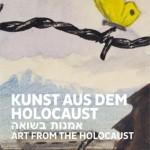 Deutsches Historisches Museum Berlin, Ausstellungsflyer: Kunst aus dem Holocaust, 26. Januar bis 3. April 2016