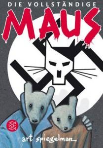 Cover: Maus, Art Spiegelman, Fischer-Taschenbuch-Verlag, Frankfurt a.M., 2008 © S. Fischer Verlag