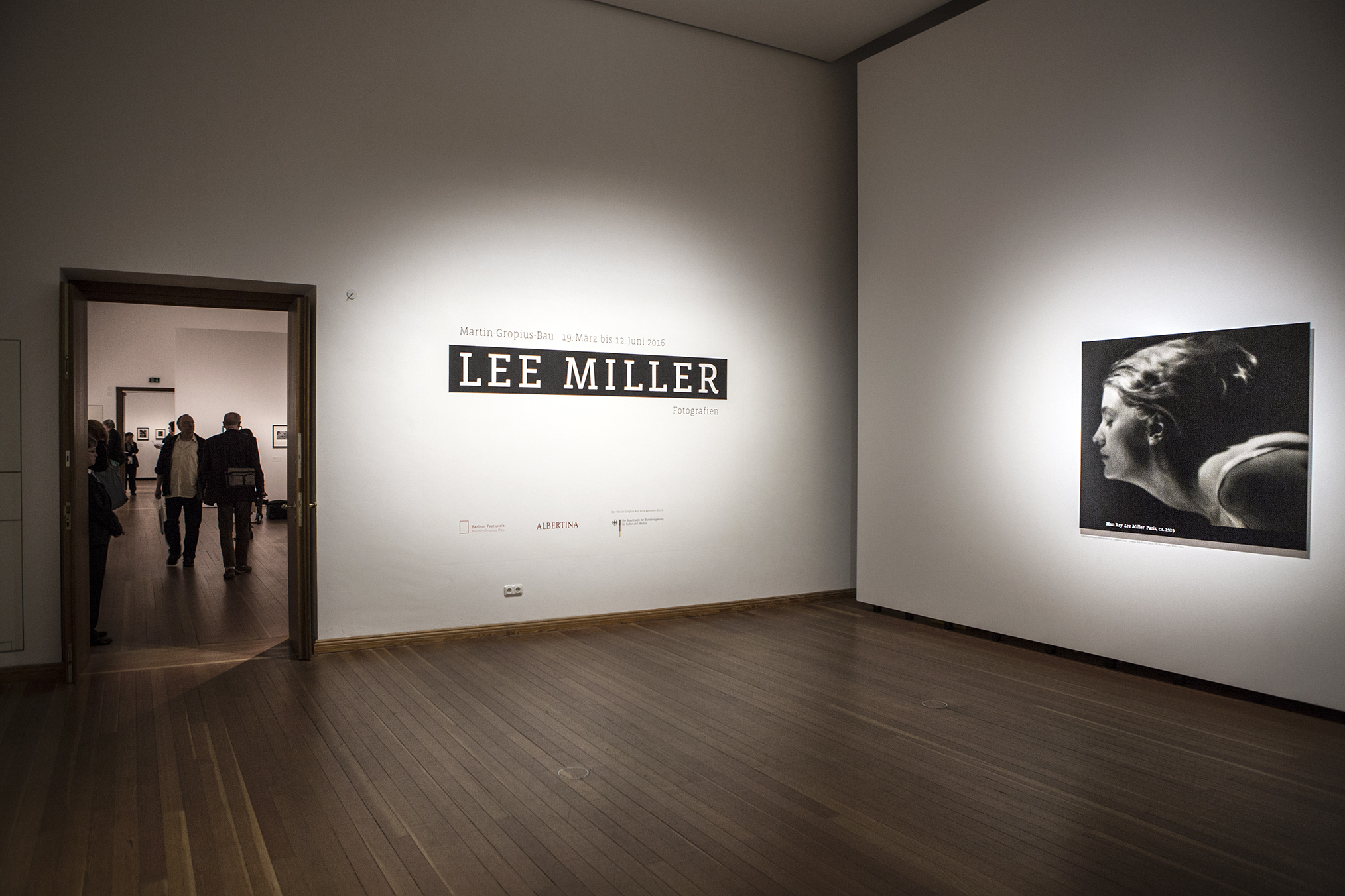 Ausstellung: Lee Miller – Fotografien, Eine Ausstellung der Albertina Wien in Zusammenarbeit mit dem Martin-Gropius-Bau und der Lee Miller Foundation, Foto: Anne Chahine © mit freundlicher Genehmigung
