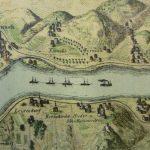 Rhein-Panorama, neu entworfen / entw., gez., grav., verfertigt und hrsg. von A. W. Arntzen. Erschienen: Crefeld [ca. 1871], gemeinfrei