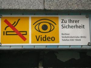 """""""Video"""" oder: Was haben die Berliner Verkehrsbetriebe (BVG) mit Homer zu tun?"""