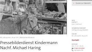 Pressebilderdienst Kindermann Nachf. Michael Haring – Arbeitsweise und Themen der Berliner Agentur 1940-1988