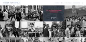 """Bilder der Revolte: """"Studium ist Opium"""""""