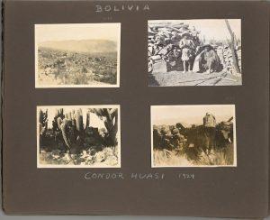 Historische Fotobestände aus Südamerika im Archiv für Geographie (Leipzig)