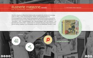 Illustrierte Magazine der Weimarer Republik digital
