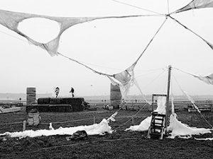 Der weite Blick von Anna Thiele: Tempelhof 2010-2017