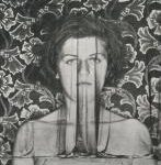 """Untitled"", 2017 (from Mr. Ulbrich and Miss Neumann) Manipulierte Fotografie 60 x 40 cm"