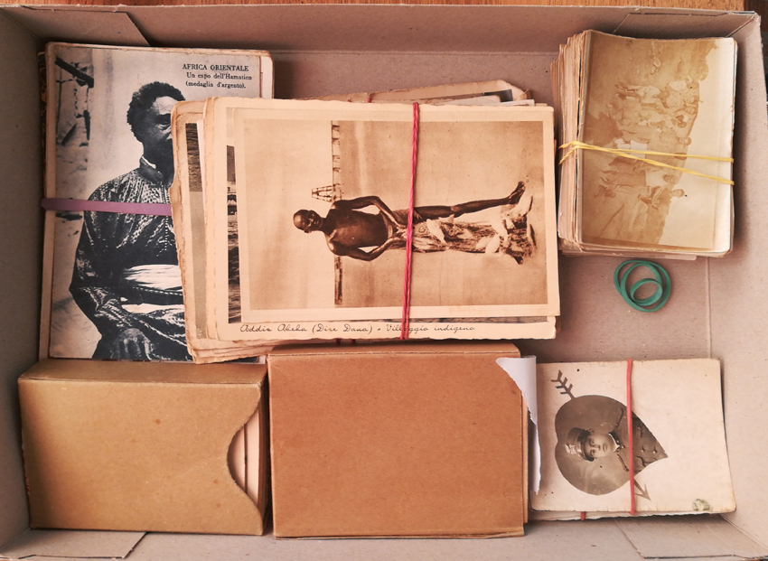 Italian Colonialism in Visual Culture and Family Memory