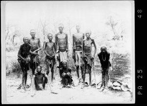 Starving Hereros