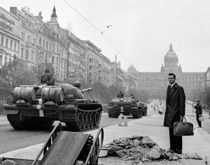 Gesichter des Prager Frühlings. 1968 in der tschechoslowakischen Fotografie
