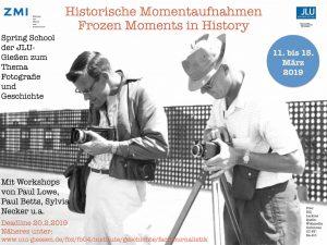 Historische Momentaufnahmen / Frozen Moments in History