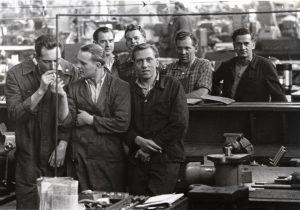 Günter Franzkowiak: Arbeit
