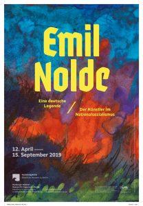 Emil Nolde – eine deutsche Legende. Der Künstler im Nationalsozialismus