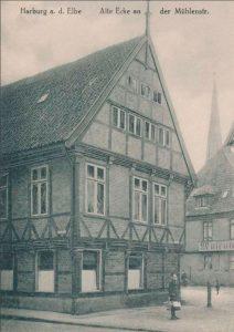 Harburg in frühen Fotografien