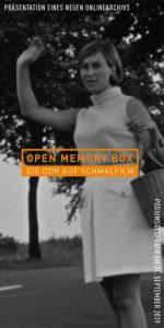 Open Memory Box: Die DDR auf Schmalfilm