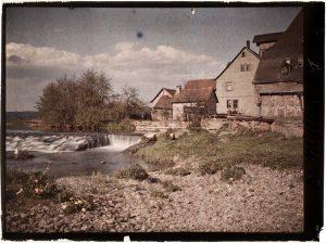 """Rezension: """"Etwas sensationell Neues"""" – Marburg um 1910 in Farbfotografien von Georg Mylius"""