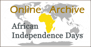 Online Archive: African Independence Days